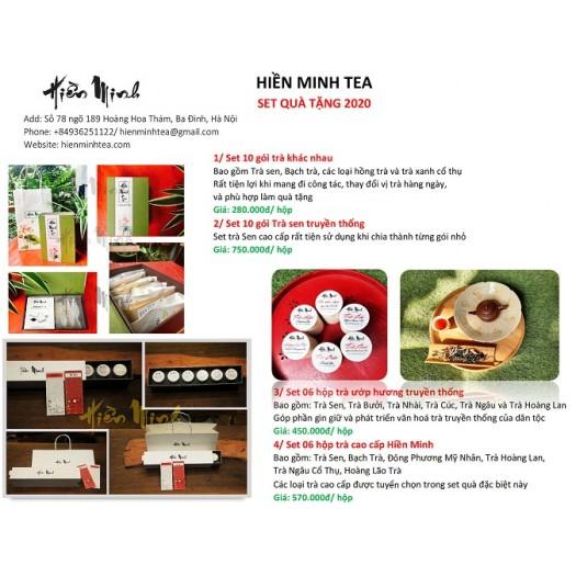 Tea Gift Box Genaral Catalogue