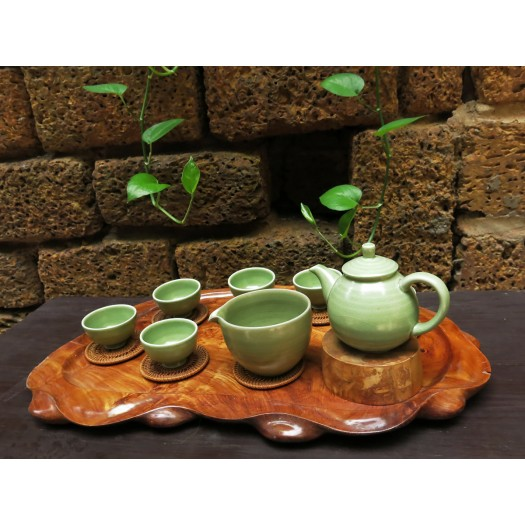 Hien Minh's Original Tea Set