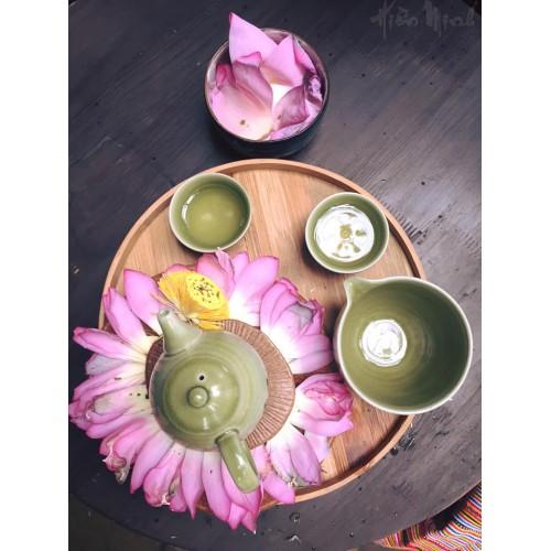 Fresh Lotus Tea – Trà Sen Sớm
