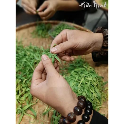 Hoang Lan Flower Green Tea (Hoàng Lan Trà)