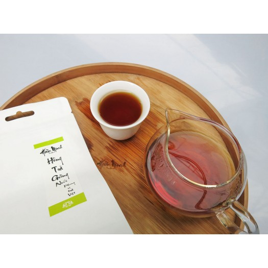 HIGH MOUNTAIN GINGER RED TEA (HỒNG TRÀ GỪNG NÚI)
