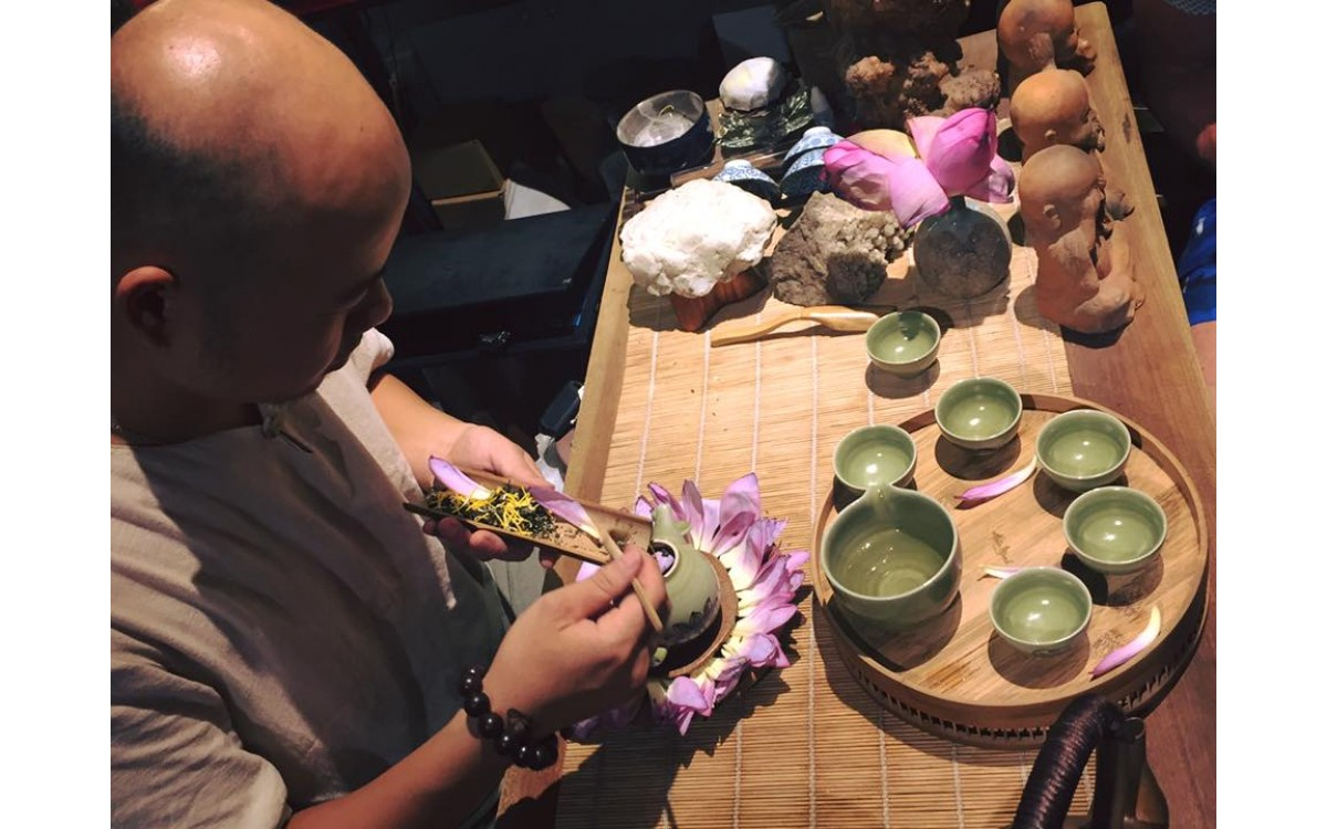EP1 – Introduce video – Zen tea talk